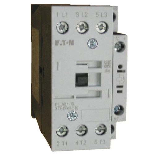 Eaton XTCE018C10H contactor