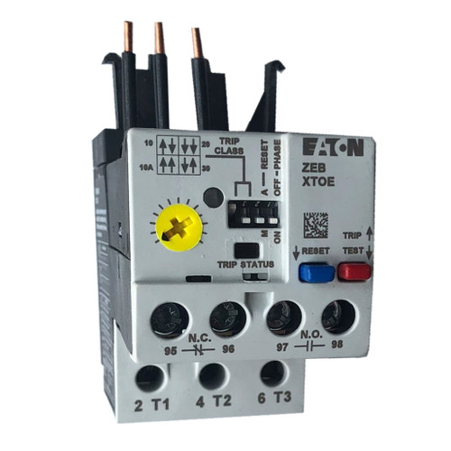 Eaton XTOE1P6BCS overload relay