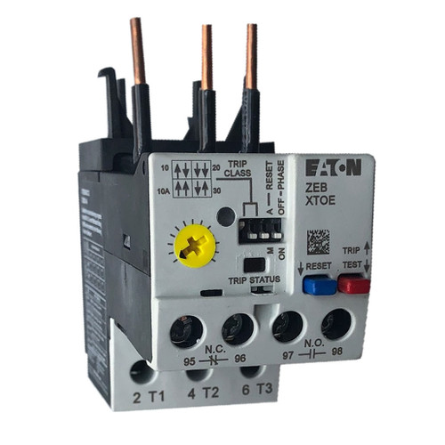 Eaton XTOE005CCS overload relay