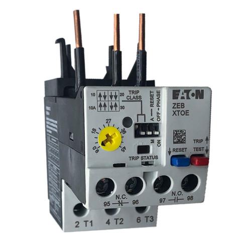 Eaton XTOE045CCS overload relay