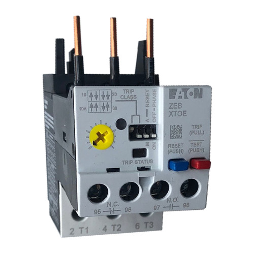 Eaton XTOE100DCS overload relay