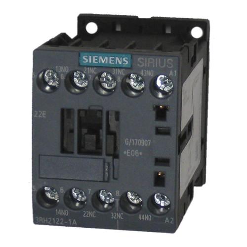Siemens 3RH2122-1BF40 AC Control Relay