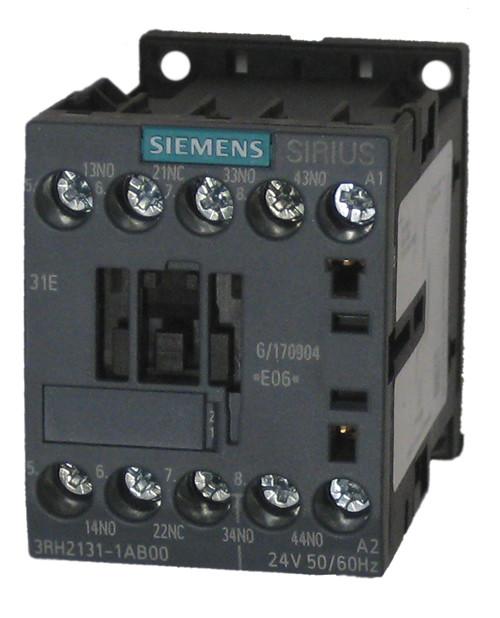 Siemens 3RH2131-1BA40 AC Control Relay