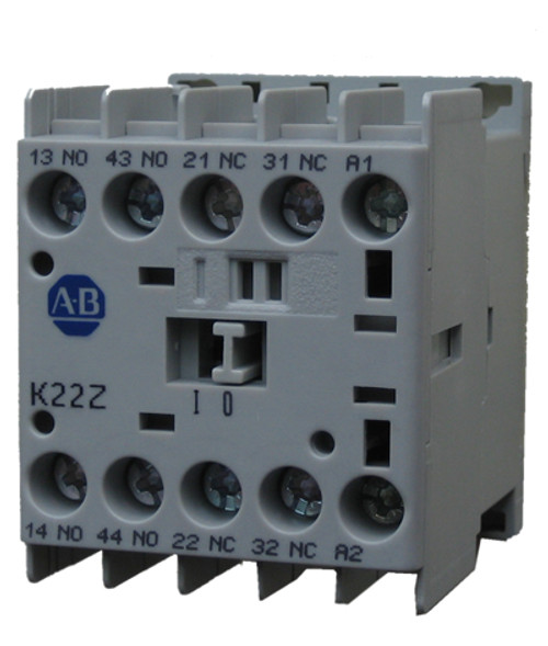 Allen Bradley 700-K22Z-VC miniature contactor
