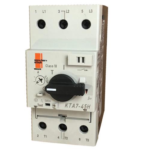 Sprecher + Schuh KTA7-45H motor starter
