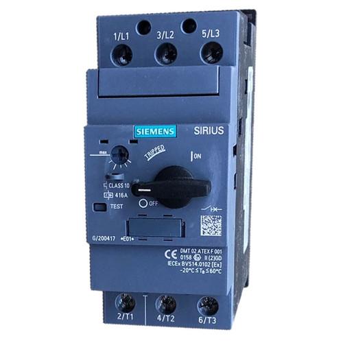 Siemens 3RV2041-4YA10 motor starter