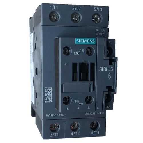 Siemens 3RT2035-1NF30 contactor