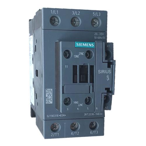 Siemens 3RT2036-1NF30 contactor