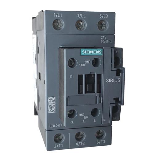 Siemens 3RT2037-1NF30 contactor