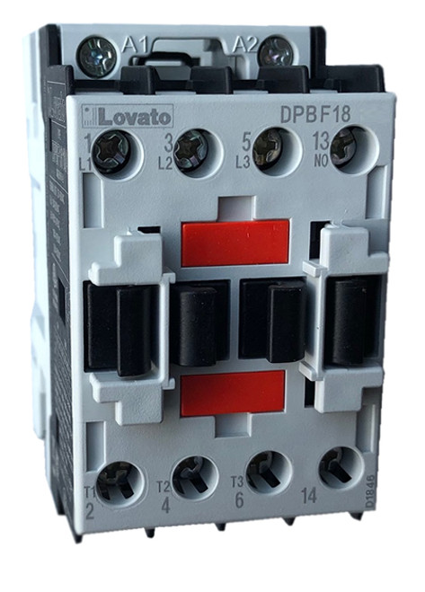 Lovato DPBF1801A230 contactor