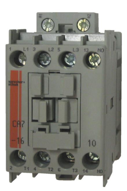 Sprecher and Schuh CA7-16-10-230Z contactor