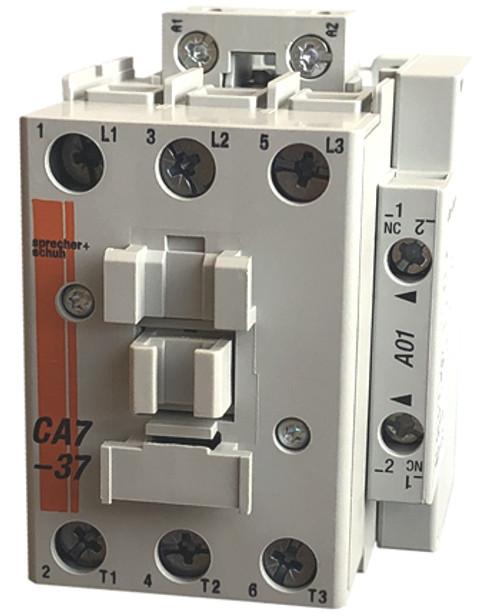 Sprecher and Schuh CA7-37-01-600 contactor