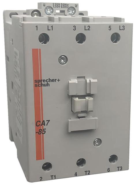 Sprecher and Schuh CA7-85-01-127 contactor