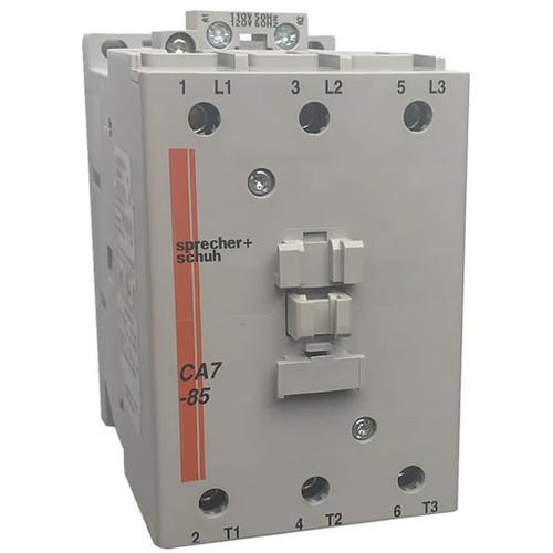 Sprecher and Schuh CA7-85-10-600 contactor