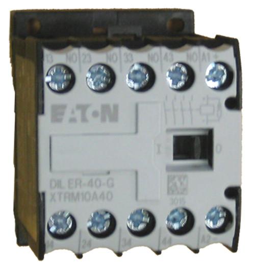 Eaton/Moeller DILER-40-G 110vDC relay