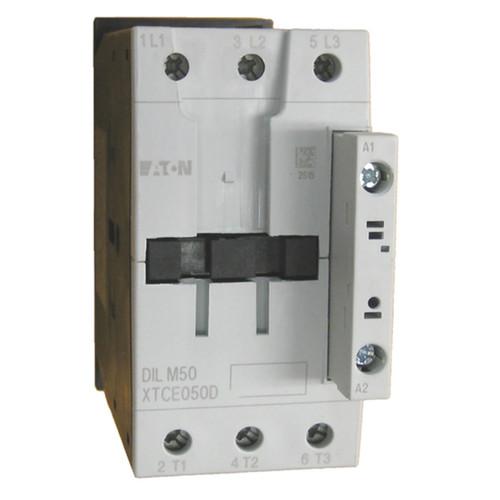 Eaton DILM50 600 volt contactor