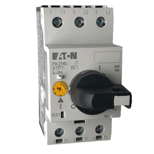 Eaton XTPTP63BC1 motor protector