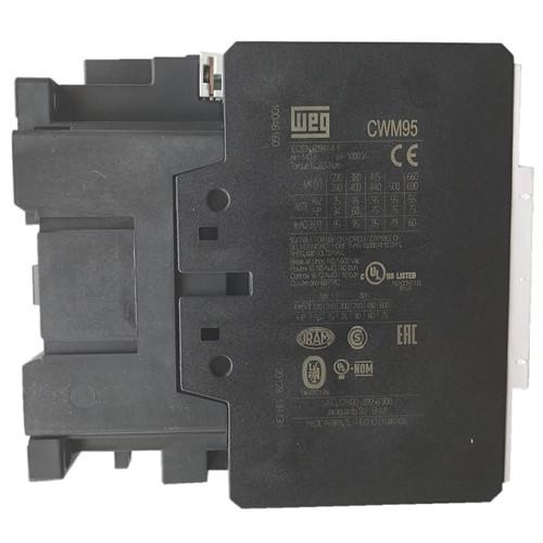 WEG CWM95 side label
