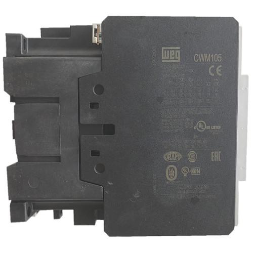 WEG CWM105 side label