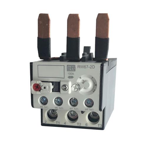 WEG RW67-2D overload relay