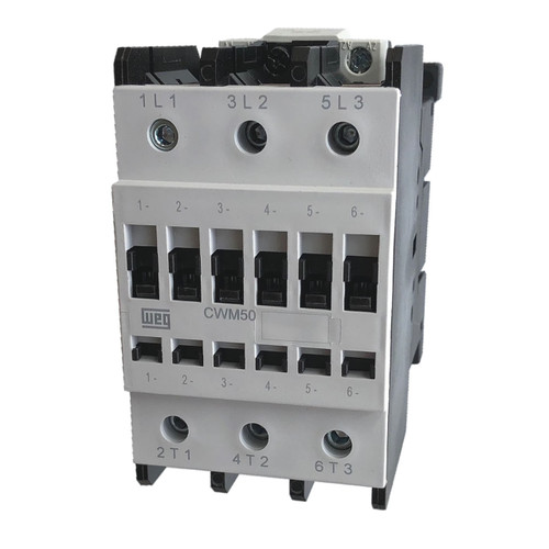 WEG CWM50-00-30V18 contactor