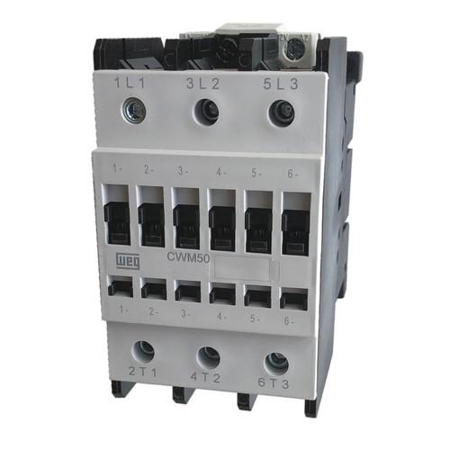 WEG CWM50-00-30V37 contactor