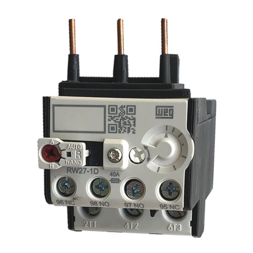 WEG RW27-1D3-D004 overload relay