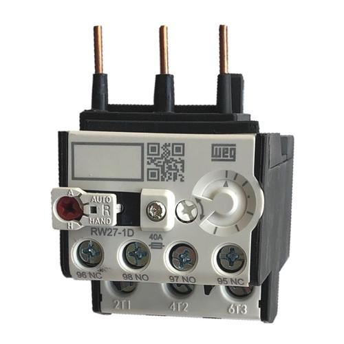 WEG RW27-1D3-D008 overload relay