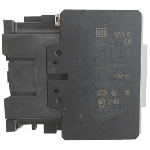 WEG CWM105-11-30V10 side label