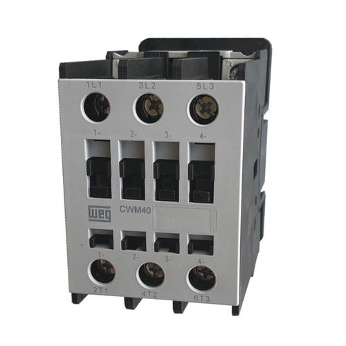 WEG CWM40-10-30V37 contactor
