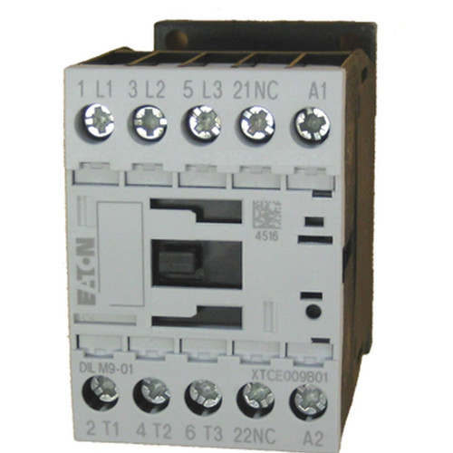 Eaton XTCE009B01AD contactor