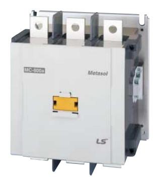 Ls Mc 500a Ac120 Metasol 500 Amp Contactor 120 Volt Ac Coil
