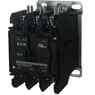 Eaton C25DND330 Definite Purpose Contactor C25DND330T-84