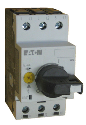Eaton Xtpr6p3bc1 Manual Motor Starter Motor Starter
