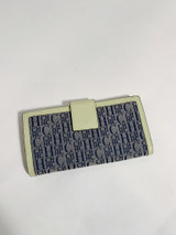 CAROLINA HERRERA DENIM WALLET