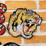 TIGER HEAD PATCH