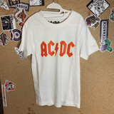 ACDC WHITE KID'S T-SHIRT