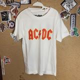 ACDC WHITE KID'S T-SHIRT