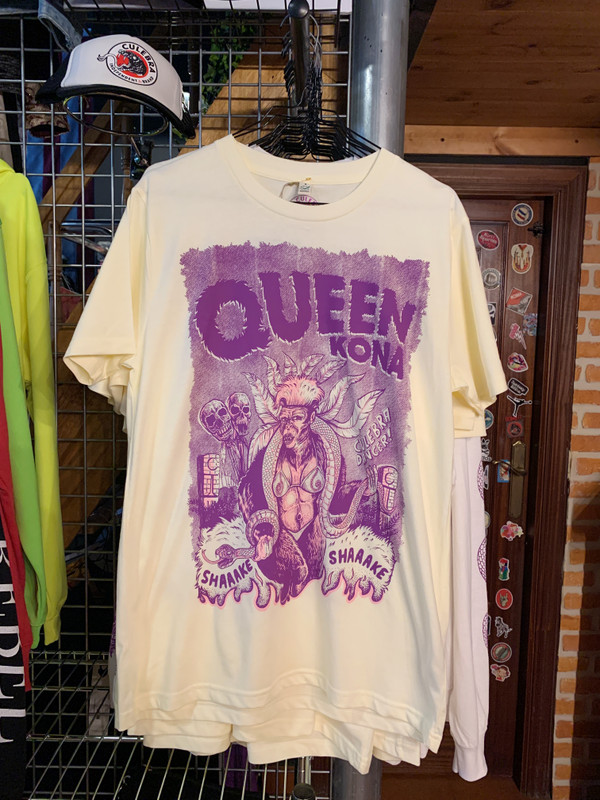 QUEEN KONA T-SHIRT