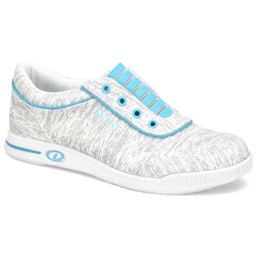 Dexter Womens Suzana 2 Light Grey / Blue