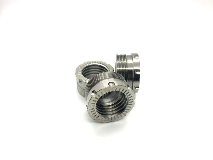 Titanium YHM QD Adapter