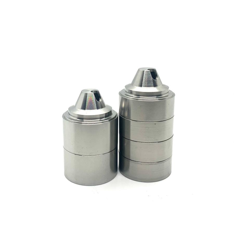 1.5x6 50 degree titanium kit