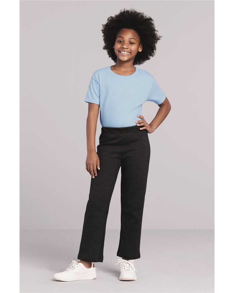 Urbana Hawks Sweatpants Cotton OPEN BOTTOM YOUTH Color Many Colors Available Sticks SIZES S-XL   MODEL