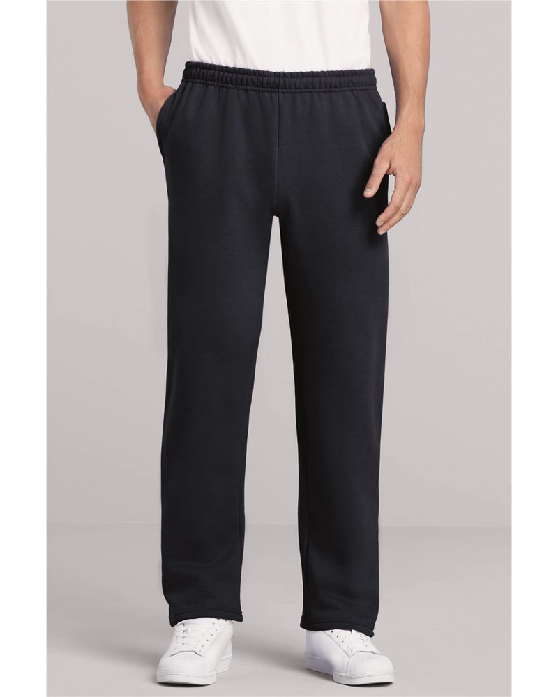 Urbana Sweatpants FIELD HOCKEY Cotton OPEN BOTTOM With Pockets Many Colors Available SZ S-2XL