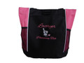 Pharmacist Pharmacy Pharm D RX Medical Student HOT PINK Tote Bag Font Style ALEXIS