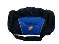 Football Coach Mom Team Personalized Embroidered ROYAL BLUE DUFFEL Font Style ARIAL