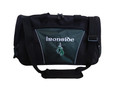 Boxing Martial Arts Kick Boxer Ultimate Fighting Sports Personalized Embroidered DARK HUNTER GREEN DUFFEL Font Style CELTIC