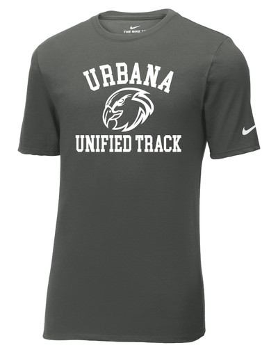 UHS Urbana Hawks T-shirt NIKE Cotton UNIFIED TRACK Many Colors Available Sz S-3XL ANTRHACITE
