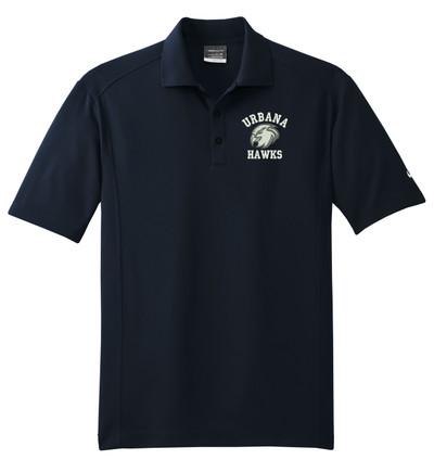 UHS Urbana Hawks NIKE Dri-FIT Classic Polo Shirt  SZ XS-4XL MIDNIGHT NAVY
