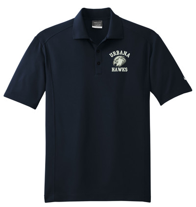 UHS Urbana Hawks NIKE Dri-FIT Classic Polo Shirt  SZ XS-4XL MIDNIGHT NAVY